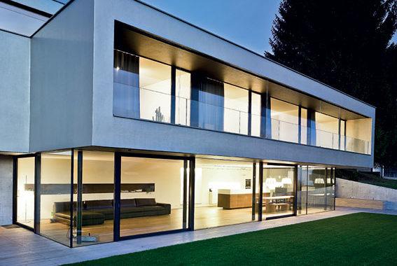 Aluminium Lift & Slide Doors