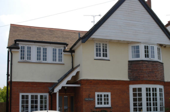 Aluminium windows by Evoke in the South East and London