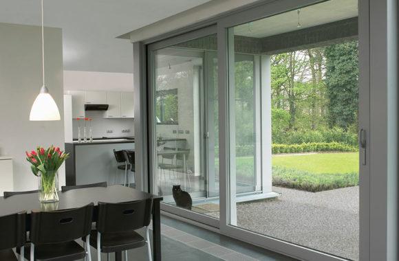 Lift & Slide Doors Interior by Evoke