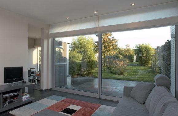 Contemporary Lift & Slide Doors