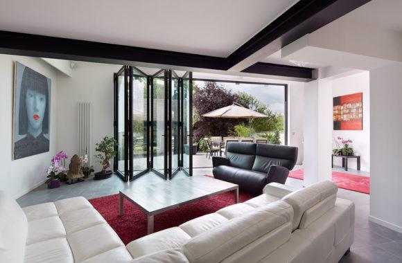 Residential Bifolds London by Evoke