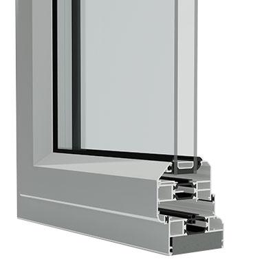 Ovolo Aluminium Doors