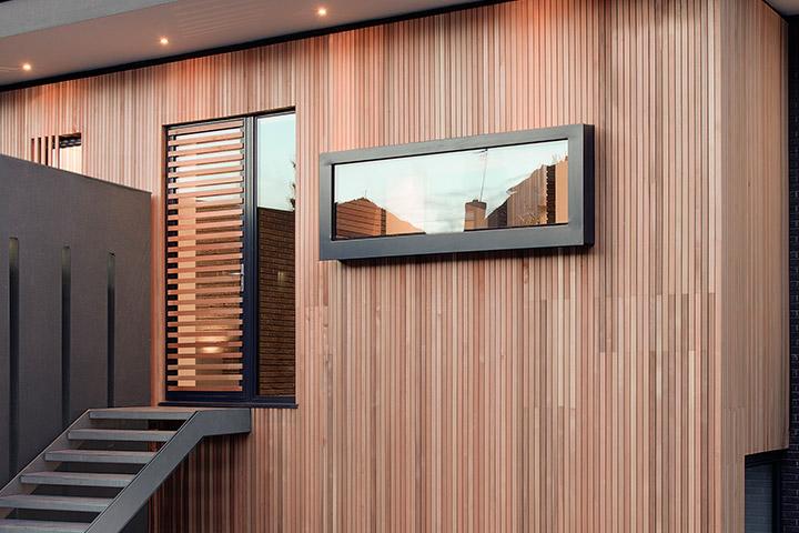 Residential Evoke Aluminium Doors
